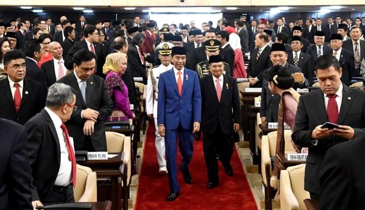 Tersebar Isu Buzzer, Istana: Karang-Karangan Netizen Itu! - Warta Ekonomi