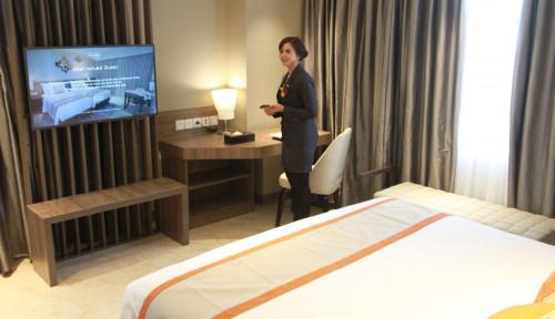 Foto Rayakan HUT RI,  Hotel Patra Jasa Beri Diskon Hingga 45 Persen