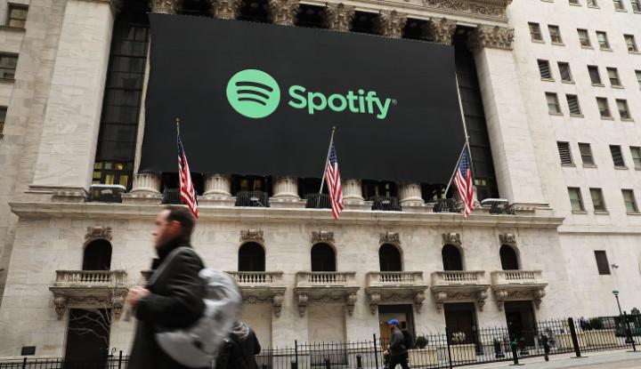 Perusahaan Masih Rugi, Spotify Naikkan Harga Langganan? - Warta Ekonomi
