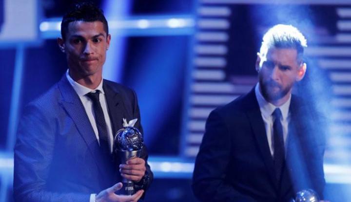 Pemain Terbaik Eropa, Messi dan Ronaldo Masih Bersaing - Warta Ekonomi