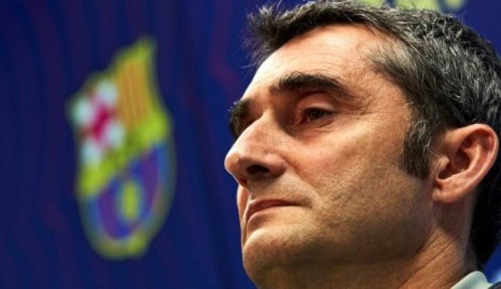 Pelatih Barcelona Tak Berminat Bahas Soal Neymar - Warta Ekonomi