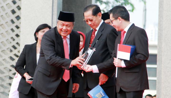 BI Luncurkan Buku Agus Martowardojo: Pembawa Perubahan - Warta Ekonomi