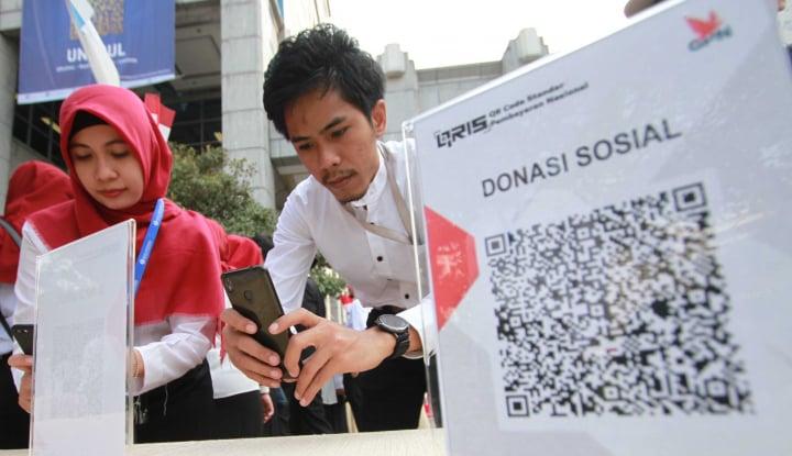 Punya Standar QR Code, Kini Bayar Nontunai Makin Mudah - Warta Ekonomi