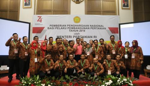 Foto Edhy Prabowo Apresiasi Program Tani Milenial Kementan