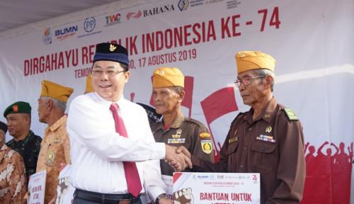 BUMN Hadir Untuk Negeri, PTPP Rayakan Hari Kemerdekaan di Yogyakarta