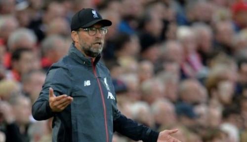 Foto Pelatih Liverpool: Banyak yang Ingin Kami Kalah
