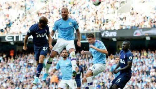 Foto Guardiola Mau Copy Paste Performa City Kala Lawan Spurs