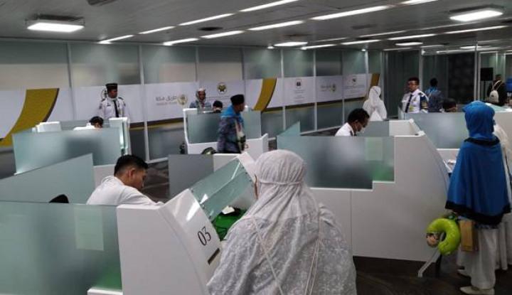 Ditjen Imigrasi Siapkan Konter Khusus Sambut Kepulangan Jemaah Haji - Warta Ekonomi