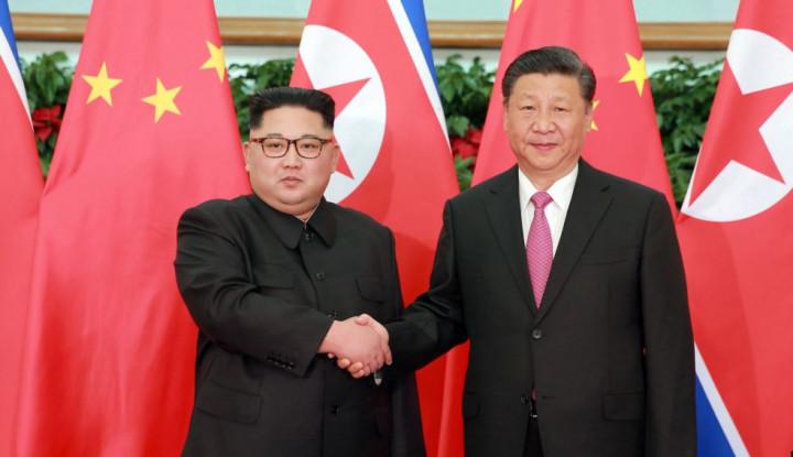 Khawatir dengan AS, China-Korut Tingkatkan Kerja Sama Militer - Warta Ekonomi