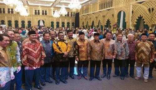 Foto Mulai Tokoh Nasional hingga Pejabat Tinggi Hadiri Ulang Tahun OSO