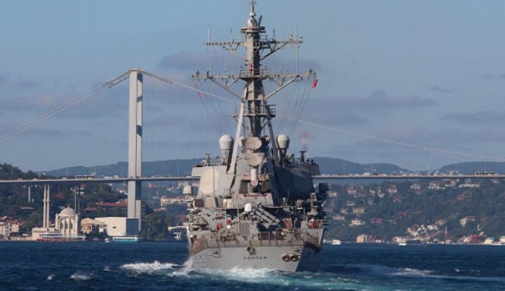 AS Susun Proyek Ciptakan Kapal Nirawak untuk Perang di Laut Berbahaya - Warta Ekonomi