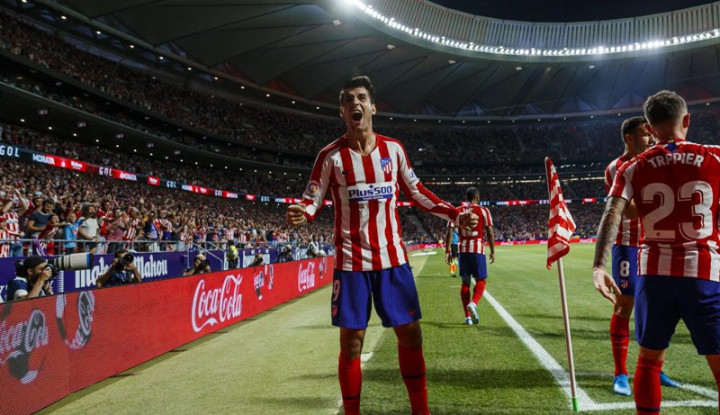 Atletico Pepet Terus Madrid dan Barca - Warta Ekonomi