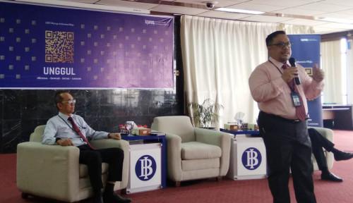 Foto Permudah Transaksi Hingga ke Luar Negeri, BI Luncurkan QRIS di Medan
