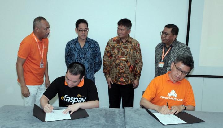 Saat 2 Alibaba Netpreneurs Berkolaborasi Wujudkan Logistik 4.0 di Indonesia - Warta Ekonomi