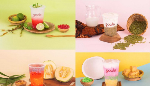 Foto Angkat Minuman Lokal ke Kancah Internasional, Begini Strategi Startup Putra Sulung Jokowi