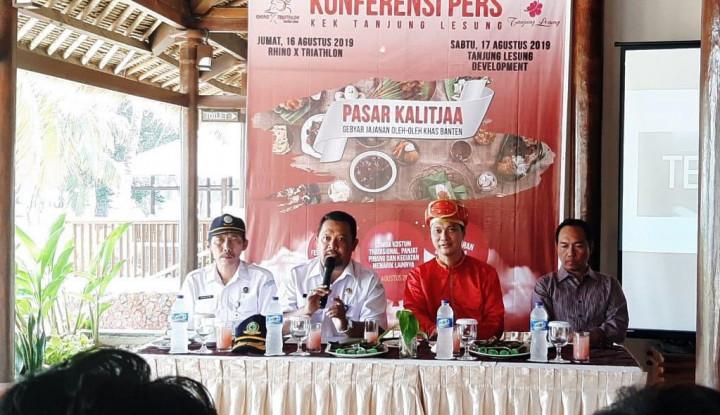 Rhino X Triathlon 2019 Incar 100 Ribu Peserta Asing - Warta Ekonomi