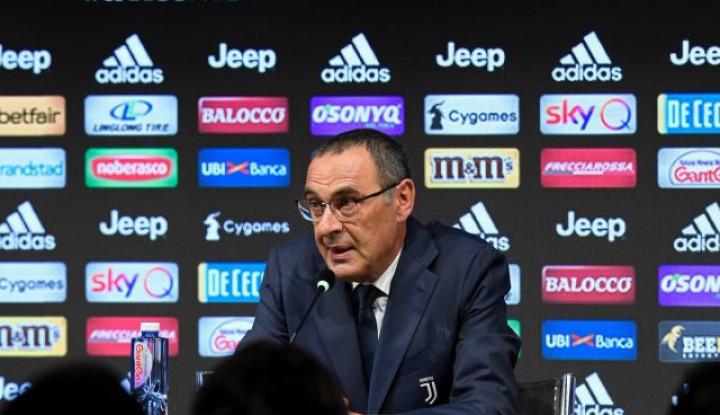 Jelang Bersua Udinese, Ruang Ganti Juventus Diterpa Isu Tak Sedap
