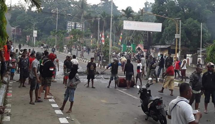 Kronologi Bentrok Warga dan Mahasiswa Papua Versi Walikota Malang - Warta Ekonomi
