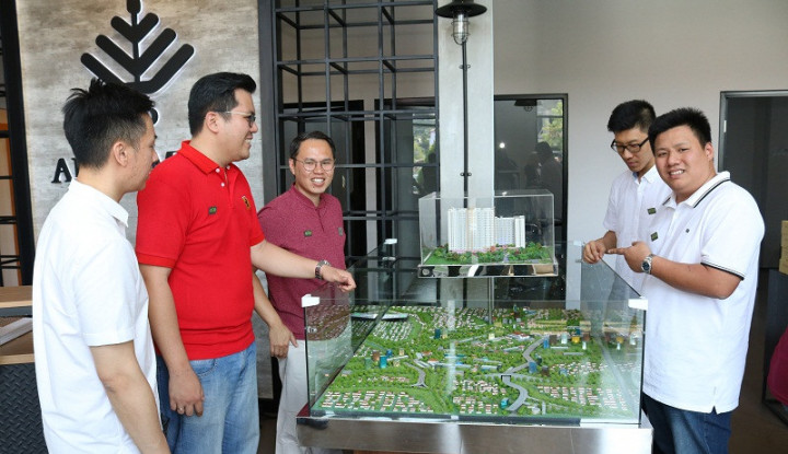 Masuk Pembangunan Akhir, JP Apartment Bakal Serah Terima Tahun 2020 - Warta Ekonomi