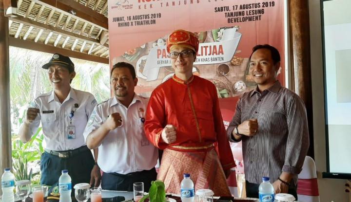 Investor Tertarik Investasi di KEK Tanjung Lesung - Warta Ekonomi