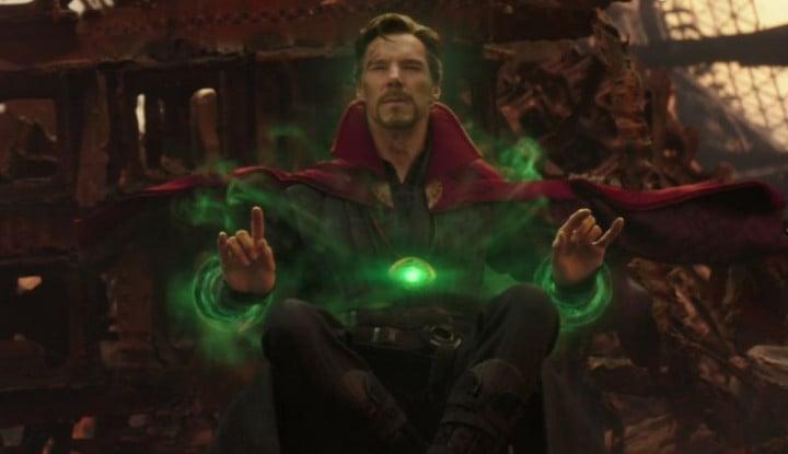 Ternyata Doctor Strange Melihat Ini pada 14 Juta Kemungkinan di Infinity War - Warta Ekonomi