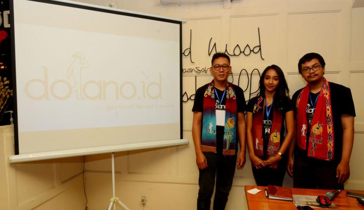 Dolano.id Hubungkan Pelancong dengan Tour Guide Lewat Platform Digital - Warta Ekonomi