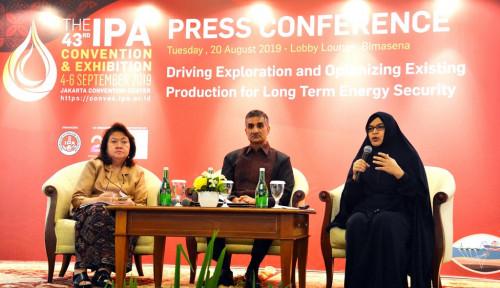 Foto Eksplorasi dan Optimasi Produksi Migas untuk Ketahanan Energi Indonesia