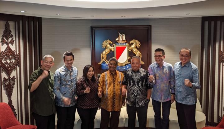 Kadin Gandeng Kampus Singapura Latih SDM RI terkait Trade Financing - Warta Ekonomi
