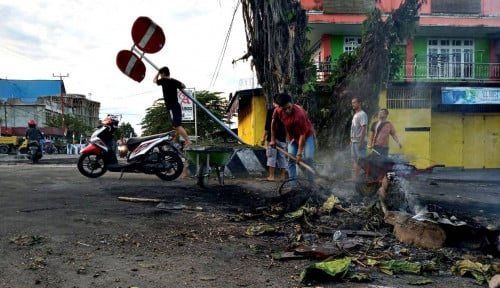 Foto Manfaatkan Situasi, KKB Pimpinan Egianus Kogoya Turun Gunung