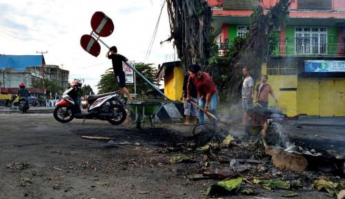 Foto Disindir Sandi Soal Papua, Istana Meradang