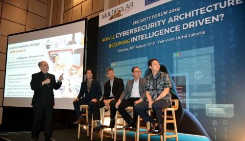 Foto Multipolar Technology Perkokoh Infrastruktur Keamanan Siber