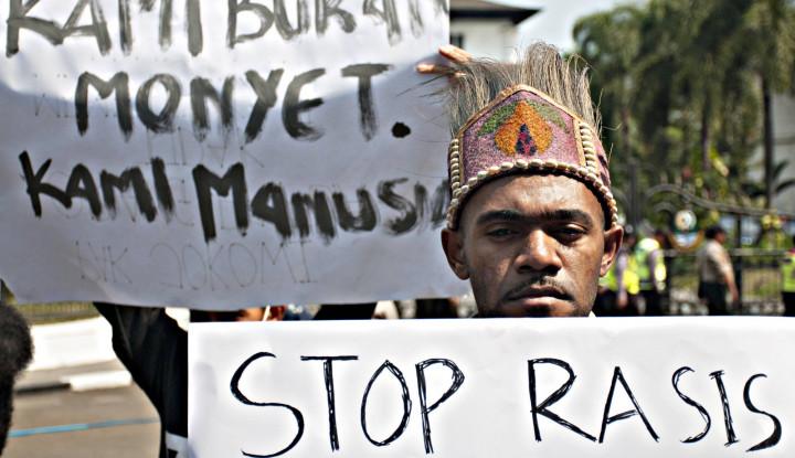 TNI Kejar Orang yang Ucapkan Rasis Mahasiswa Papua