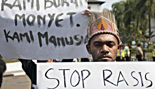 Foto Damai Harus, Tapi Soal Rasisme Polisi Harus Usut Tuntas