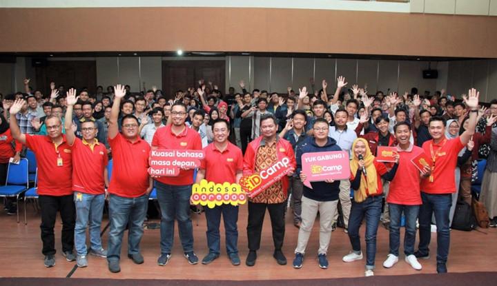 Sebar 10 Ribu Beasiswa Belajar Coding, IDCamp Indosat Sambangi Undip - Warta Ekonomi