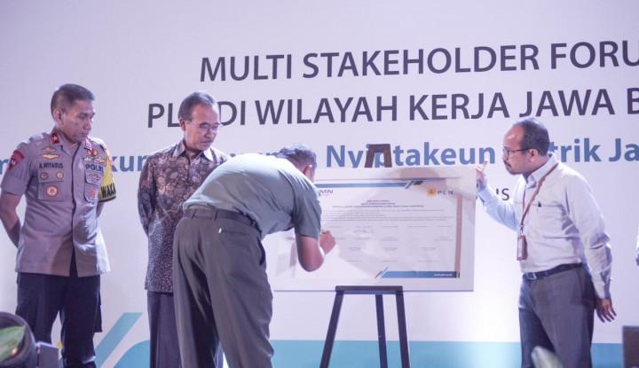 Lewat Forum Stakeholder, PLN Bakal Ciptakan Listrik Jabar Juara - Warta Ekonomi