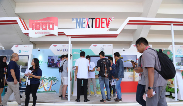 Gelar The NextDev, Telkomsel Dukung Gerakan Nasional 1.000 Startup Digital - Warta Ekonomi