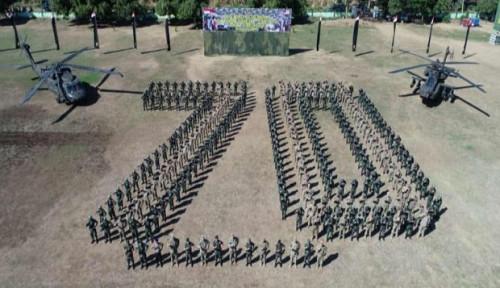 Foto TNI-AD dan Militer AS Gelar Latihan Bersama 'Garuda Shield'