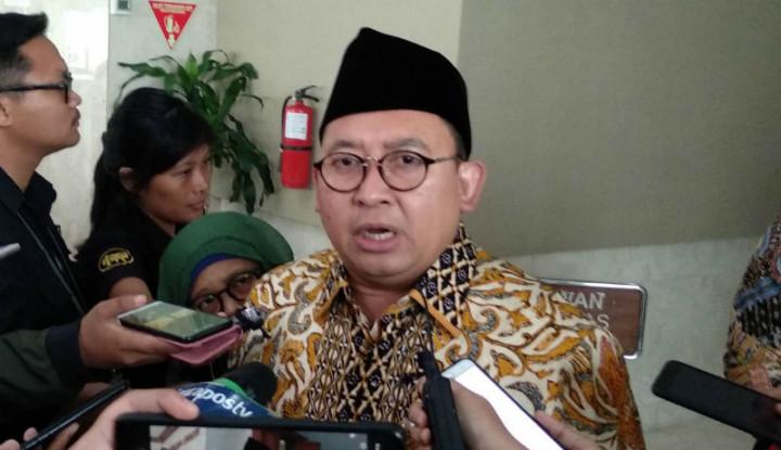 Pemindahan Ibu Kota Cuma Omong Kosong, Kata Fadli Zon... - Warta Ekonomi