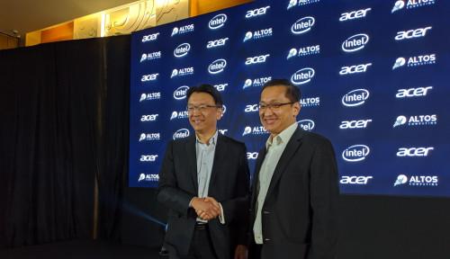 Foto Acer  Luncurkan Solusi dan Teknologi Altos untuk Bisnis Big Data