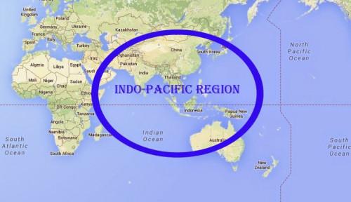 Foto AS: Indo-Pasifik Bebas dan Terbuka untuk Setiap Negara