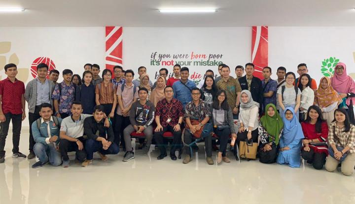 BEI Wilayah Medan Gelar Nobar Public Expose di Depan 100 Investor - Warta Ekonomi