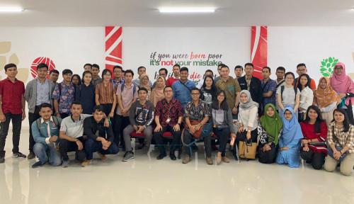 Foto BEI Wilayah Medan Gelar Nobar Public Expose di Depan 100 Investor