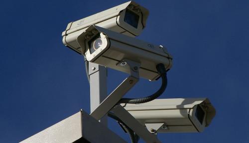 Foto Ungguli AS dan Inggris, China Ada di Puncak Daftar Negara CCTV Terbanyak