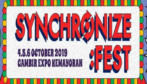 Foto Didi Kempot Siap 'Ambyar-kan' Synchronize Fest 2019