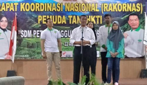 Foto Pemuda Tani HKTI Siapkan SDM Unggul untuk Kemandirian Pertanian