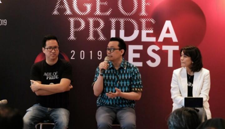 IdeaFest Tahun Ini Bawa Semangat Kemerdekaan RI