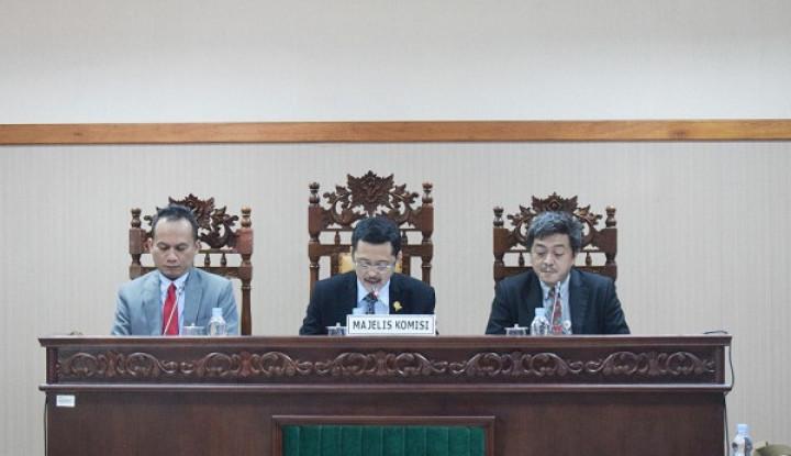 KPPU Putuskan Bersalah Terhadap 3 Pengusaha pada Pembangunan Jalan Nasional di Sumut - Warta Ekonomi