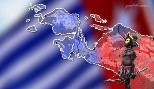 Foto Kerusuhan di Papua, Festival Biak dan Budaya Lembah Berjalan Lancar