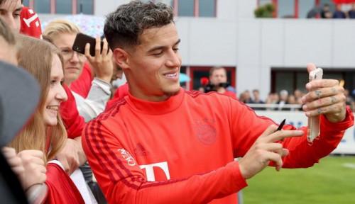 Foto Lewandowski Bilang Coutinho Bikin Bayern Makin Menyeramkan, Kenapa?