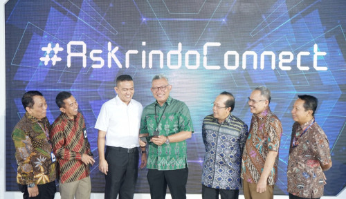 Foto Songsong Era Digital, Askrindo Luncurkan New Corporate Portal